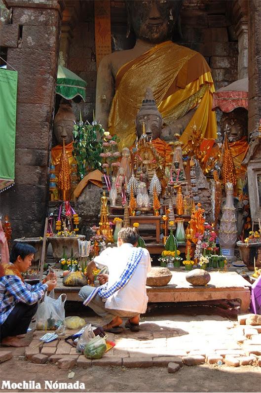 Champasak y el Vat Phou