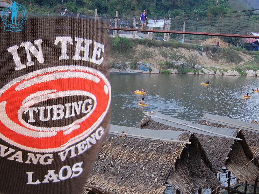 Vang Vieng, drogas y Tubing