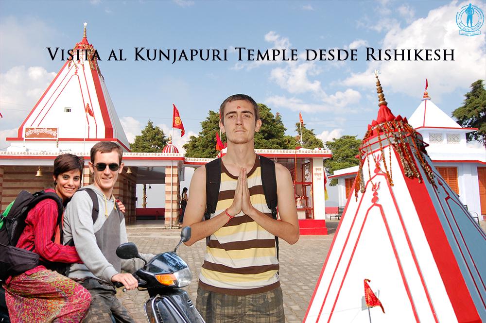 Kunjapuri Temple desde Rishikesh – Paseo en moto