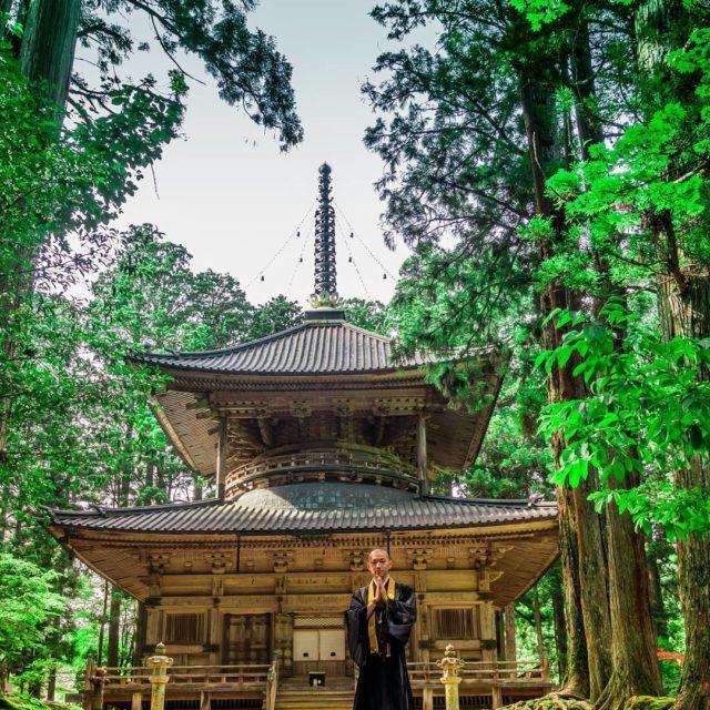 Koyasan cuenta con dos lugares sagrados Okunoin foto anterior yhellip