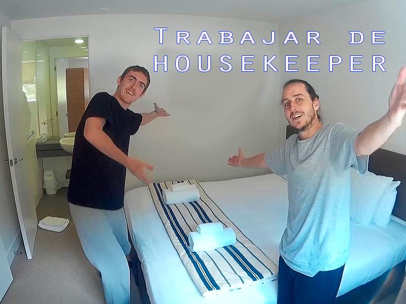 Trabajar de Housekeeping
