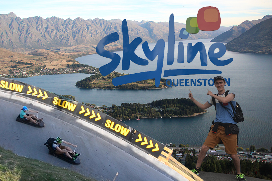 Skyline de Queenstown y descenso en Kart – Vlog de Viajes