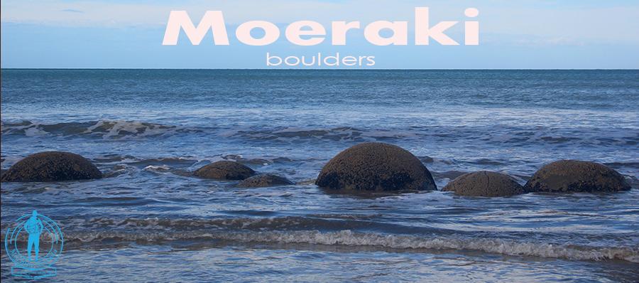 Moeraki Boulders, una playa de otro planeta