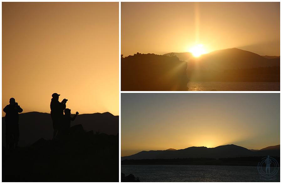 pukaki-sunset