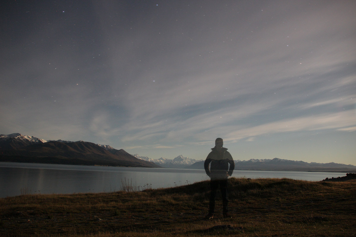 pukaki-lake-night