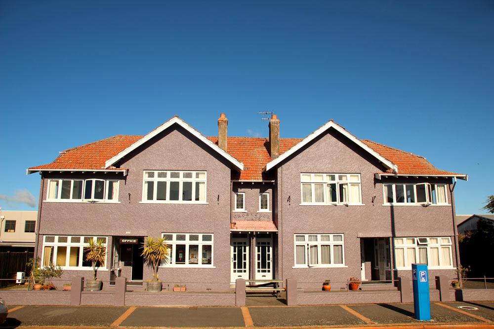 Rotorua Central Backpackers – Alojamiento recomendado en Rotorua