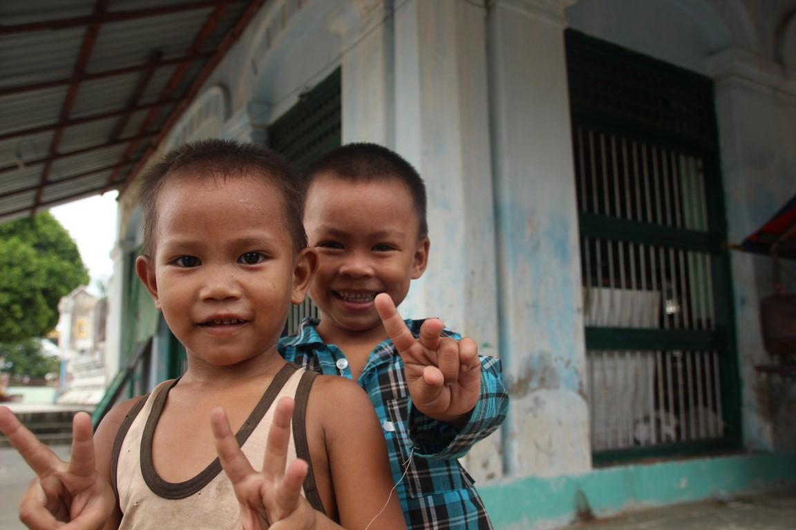 Myanmar, mi amor, no cambies nunca