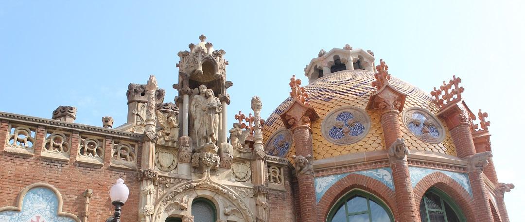 Sant Pau – Reciento Modernista en Barcelona. Ir o no ir