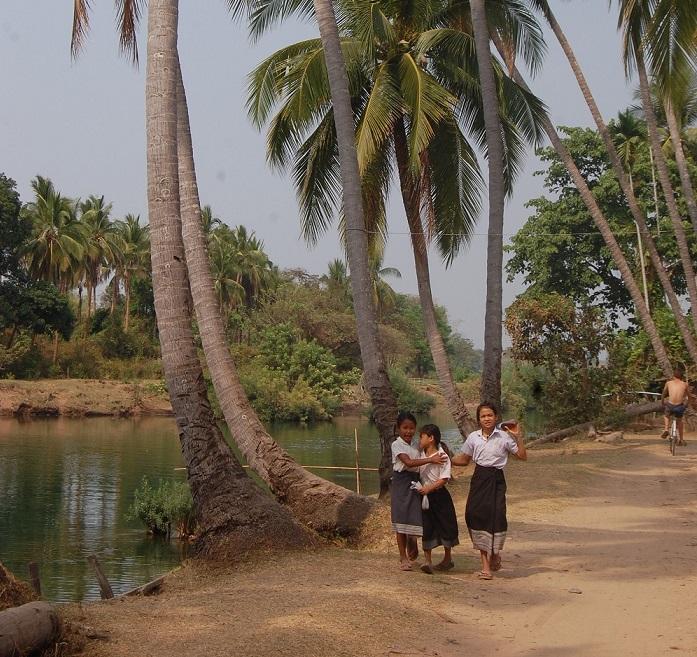 Don Det – 4000 Islands -Laos