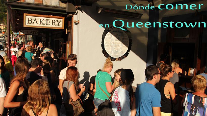 6 sitios donde comer barato y/o bien en Queenstown