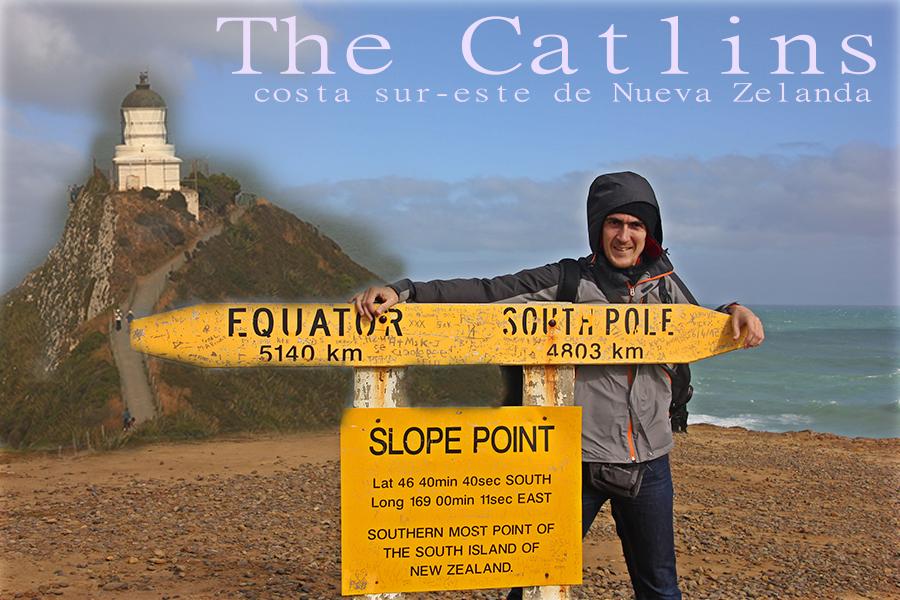 The Catlins, costa sur-este de Nueva Zelanda